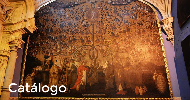 Conjunto monumental san francisco de lima museo y for La casa del azulejo san francisco
